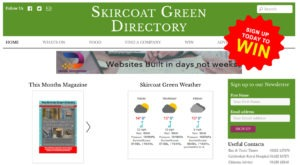 competition with Skircoat Green Directories