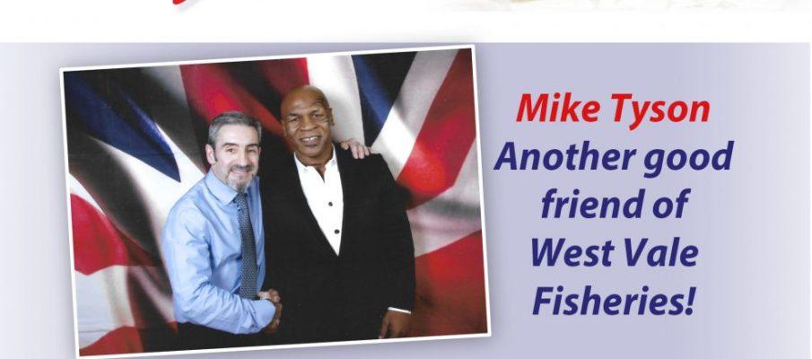 Spotlight On…Mark Kosanovic, Owner of West Vale Fisheries