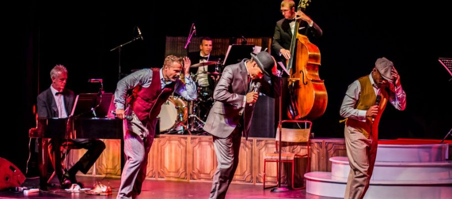 Pre-Show Review: Crooners and the Victoria Theatre
