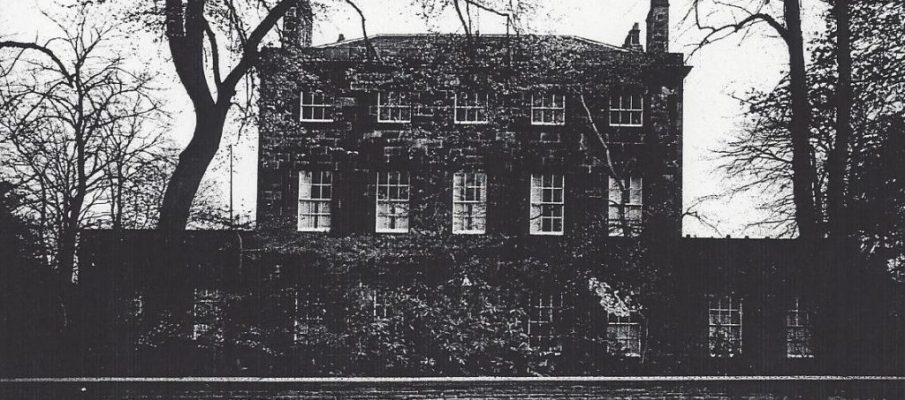 The Well Head Mansion story – part one by David C. Glover