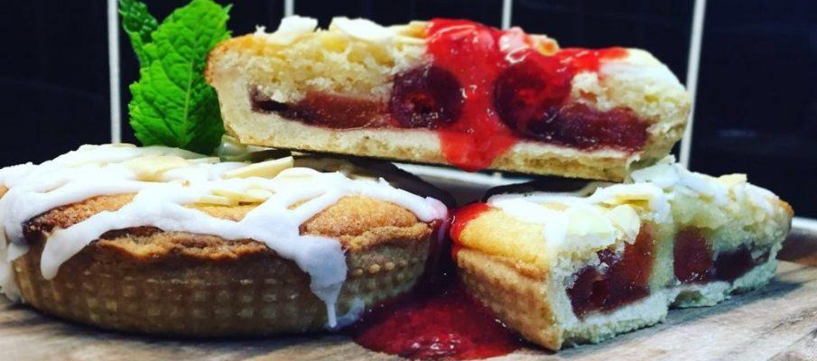 Bakewell Tart Recipe from RachAls Kitchen